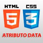 Utilizando atributos html com prefixo data